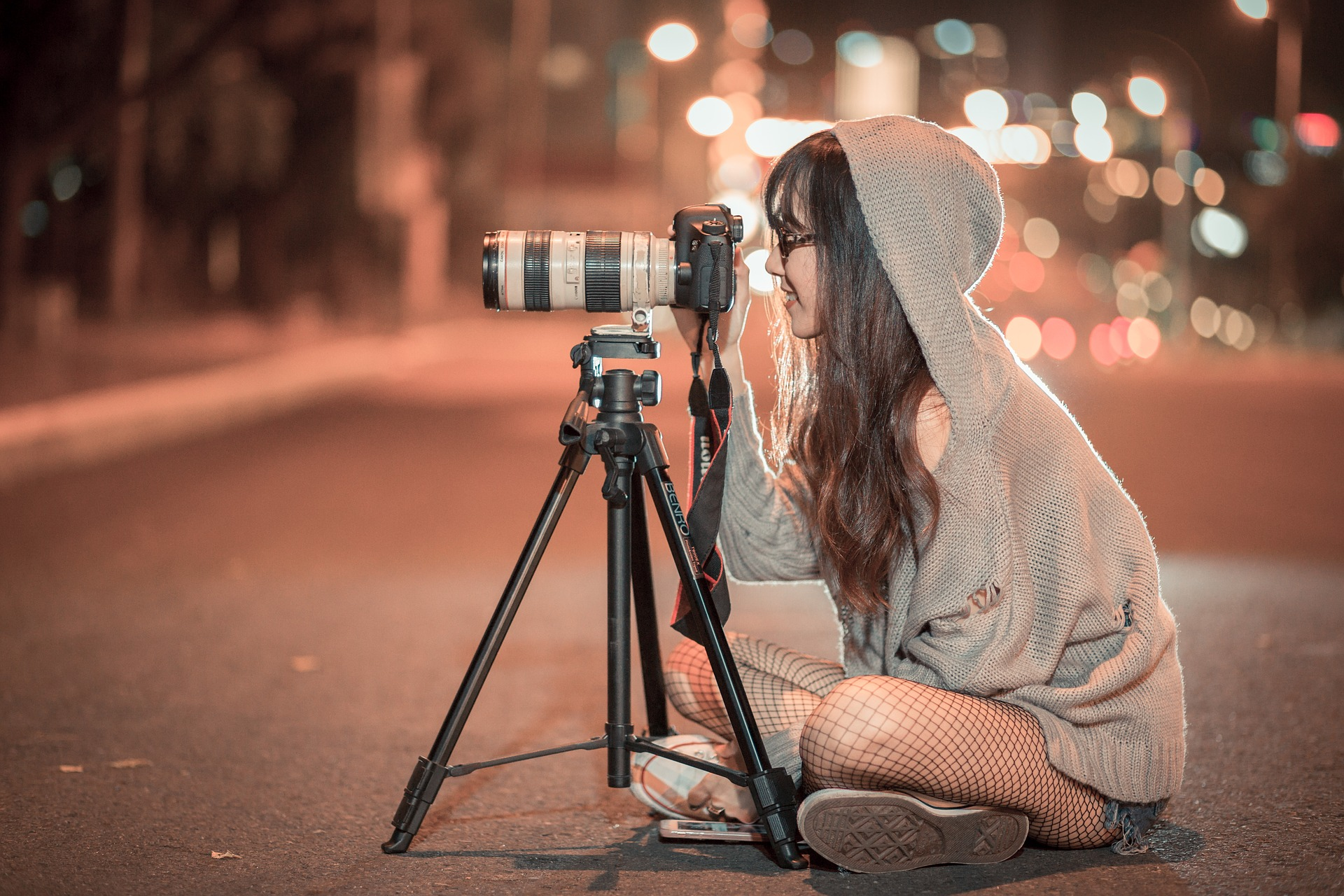 Photography And Fitness Relation